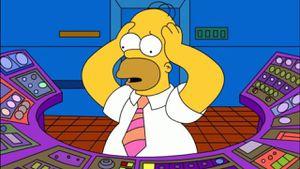 Los Simpson mostraron el primer beso entre hombres en la historia de la TV