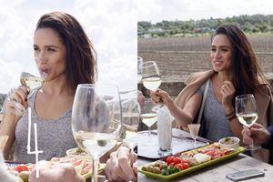 Meghan Markle es la prueba que las mujeres que beben vino tienen el alma más libre y plena
