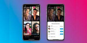 Instagram Live Rooms te deja armar streamings con hasta cuatro usuarios simultáneos