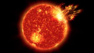 Cientistas encontram irmã 'gêmea' do Sol no espaço e os detalhes são impressionantes