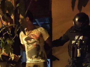Capturan a tercer líder de brazo armado de 'Los Choneros'