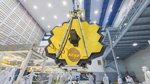 El impresionante elemento estelar en el universo que los científicos esperan detectar con el telescopio espacial James Webb