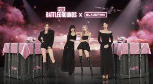PUBG: Battlegrounds une forças com o grupo de K-pop Blackpink