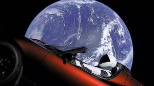 SpaceX: el roadster de Elon Musk acaba de pasar junto al planeta Marte