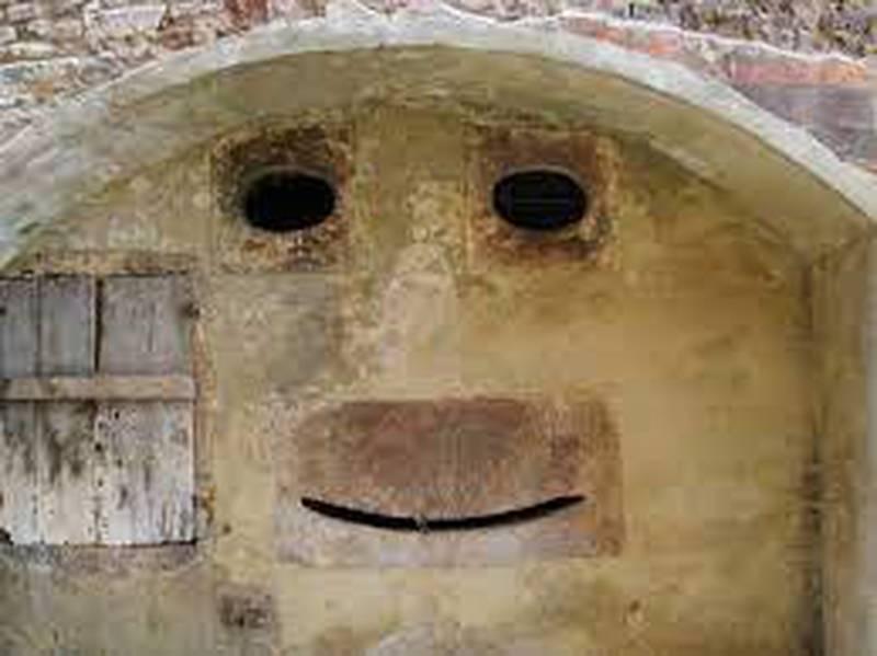 Por esta razón vemos rostros humanos en los objetos