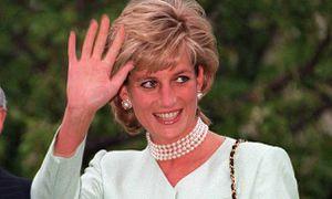 El vestido con el que la princesa Charlotte le rindió tributo a su abuela, Lady Di