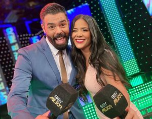 José Andrés y Yesly Bustamante salieron a la pista de baile en 'Soy el mejor' y así les fue