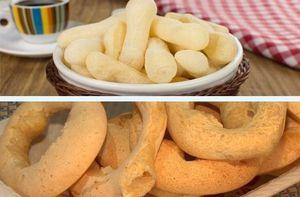 Derrete na boca: receita de biscoito de polvilho goiano da Ana Maria Braga