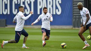 Pochettino abre la puerta para el debut de Messi en el PSG y apunta a Pogba como un nuevo refuerzo estrella