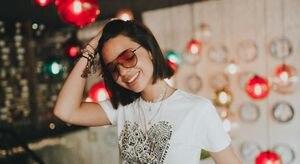 Ángela Aguilar hace un homenaje a Selena Quintanilla con su vestimenta
