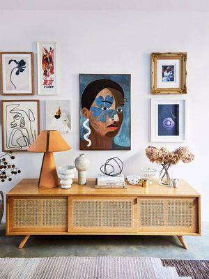 Seis ideas creativas para decorar usando cuadros