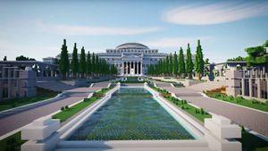 Minecraft: construyen una gigantesca biblioteca con trabajos periodísticos censurados