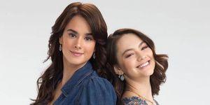 """""""Diseñando tu amor"""": Nora amenaza a Valentina con quitarle el amor de Claudio"""