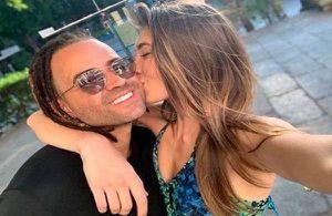 """Melany Mille reflexionó acerca de su relación con Nacho: """"Hoy estamos y mañana quién sabe; todo cambia en un abrir y cerrar de ojos"""""""