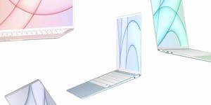 MacBook Air 2022 tendría colores pastel y otros cambios radicales