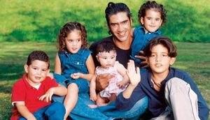 ¿Quiénes son las mamás de los hijos de Alejandro Fernández?