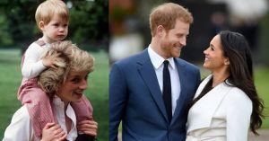 En honor a Diana: estos son los nombres que podría llevar la hija de Meghan Markle y Harry