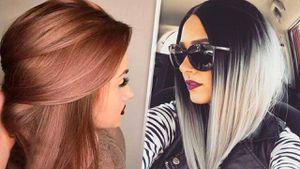 Cuatro tonos de cabello con los que no tendrás que retocar las raíces