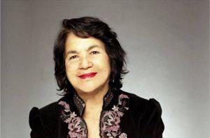 Hispanic Heritage Month: Dolores Huerta, una de las mujeres que apoyó a los migrantes a tener una vida digna