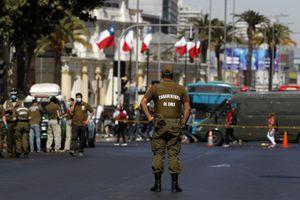 Balacera en Meiggs: Carabineros detuvo a uno de los sospechosos