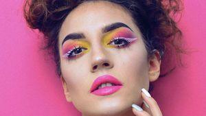 5 estilos de maquillaje neón para resaltar tu hermosa mirada y enamorar esta temporada de verano