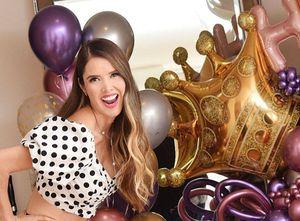 Todos los detalles de la celebración del cumpleaños de Marlene Favela