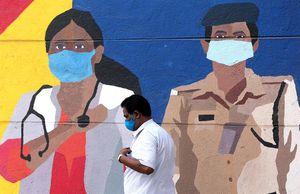 """La India detecta una """"variante doble mutante"""" del SARS-CoV-2 en plena segunda ola"""