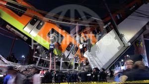 Colapso en Línea 12 deja 23 muertos; 79 heridos fueron trasladados a hospitales
