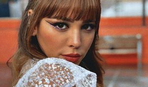 Danna Paola habla sobre sus problemas de salud mental y preocupa a sus fans