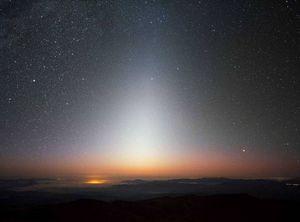 Tras un evento fortuito la sonda espacial Juno descubren el misterio de la luz zodiacal que se esconde en el horizonte
