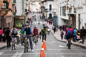 Este domingo 4 de abril no hay ciclopaseo en Quito