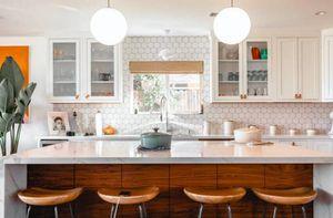 Cinco tips de decoración de cocinas para hacer que se vean más espaciosas
