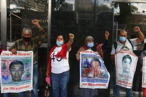 A 7 años del caso Ayotzinapa, padres de los normalistas continúan sin respuestas