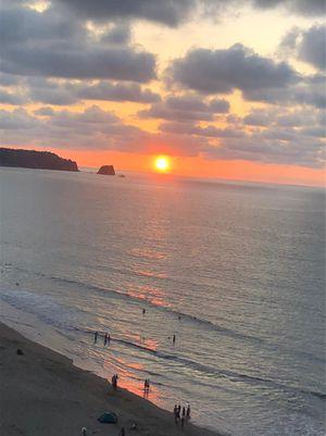 Playas de Atacames estarían abiertas en feriado: autoridades analizan la decisión