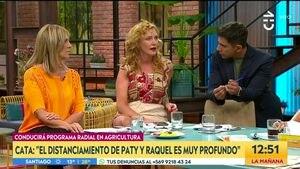 """Cata Pulido aclara rumores sobre el distanciamiento entre Paty Maldonado y Raquel Argandoña: """"Es mucho más profundo"""""""