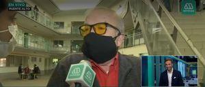 """""""¿Viene a votar?"""": la irónica respuesta en pleno despacho que provocó la risa de Rodrigo Sepúlveda"""