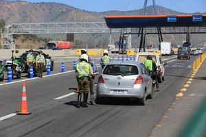 El alcohol al volante reina en las Fiestas Patrias: van 16 muertos y 520 accidentes de tránsito
