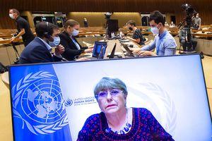 """Bachelet apunta a Israel: ataques a Franja de Gaza """"podrían constituir crímenes de guerra"""""""