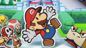"""""""Paper Mario: The Origami King"""": un videjuego con altas dosis de humor y nostalgia"""