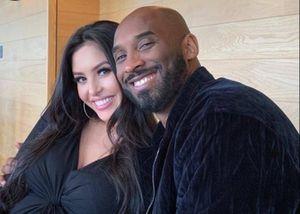 """El doloroso mensaje de la esposa de Kobe Bryant en el Día del Amor: """"Siempre serán mi Valentín"""""""