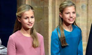 Así es como las princesa Leonor ha sido un ejemplo para las niñas del mundo
