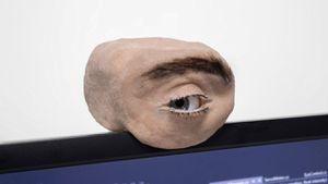 Esta perturbadora Webcam luce como un ojo humano, ¿cómo funciona?