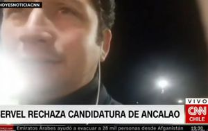 Diego Ancalao culpó a encargado territorial por firmas con notario muerto