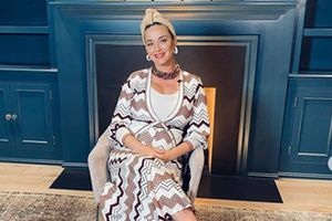 La foto que muestra que la hija de Katy Perry tendrá su carácter fuerte y rebelde