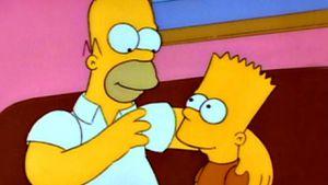 Los Simpson: este libro ayudó a Homero a ser buen padre