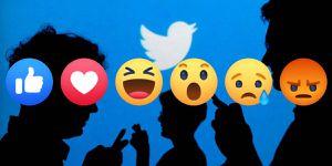 Twitter se pondría más Facebook que nunca agregando reacciones a publicaciones