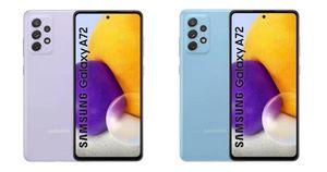 Revelan la fecha de lanzamiento de los Samsung Galaxy A52 y A72