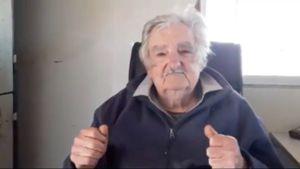 """Pepe Mujica a Gabriel Boric: """"No te vayas a olvidar que esto es de muchos"""""""