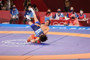 ¡Entre las mejores! Luisa Valverde ganó el tercer diploma olímpico para Ecuador en los Juegos Olímpicos de Tokio