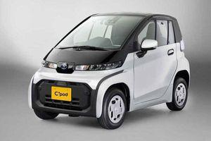 """Conoce las especificaciones del exclusivo """"C+Pod"""": el pequeño pero funcionar auto eléctrico que presentó Toyota"""
